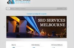 Showcase site for an Australian SEO company