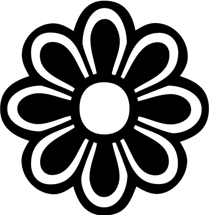 Flower Pattern Stickers Y Decoraci 243 N Pinterest
