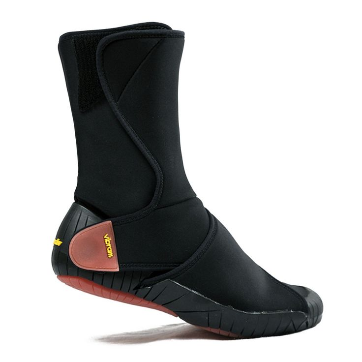 Vibram FiveFingers Furoshiki Neoprene Mid - Innovative Neoprene Shoe/Boots Wrap black / red Size:L (8-9)