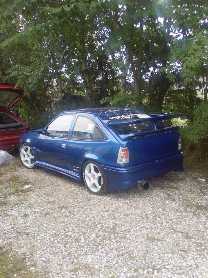 I WANT: Opel Kadett