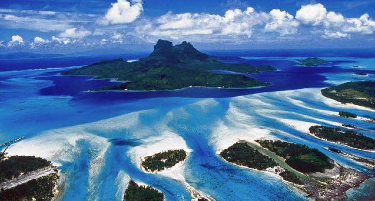 Französisch Polynesien Inseln auf Französisch Polynesien Reiseführer @ abenteurer.net