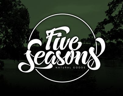 """Check out new work on my @Behance portfolio: """"Five Seasons"""" http://be.net/gallery/38045231/Five-Seasons"""