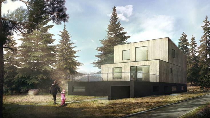 HOCLINVEGEN HOUSE - TROMSØ - LARA