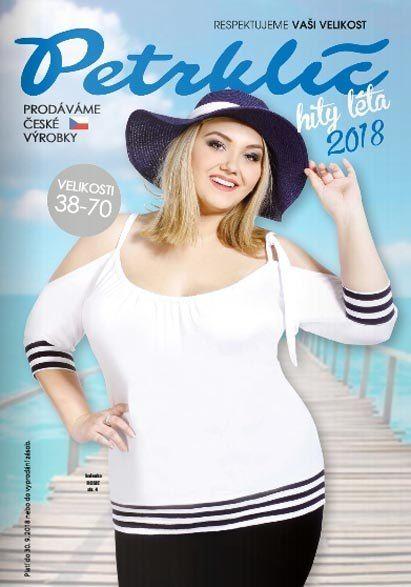 9754cd61b58 Petrklíč - чешский каталог одежды для полных женщин среднего возраста хиты лета  2018  plussize