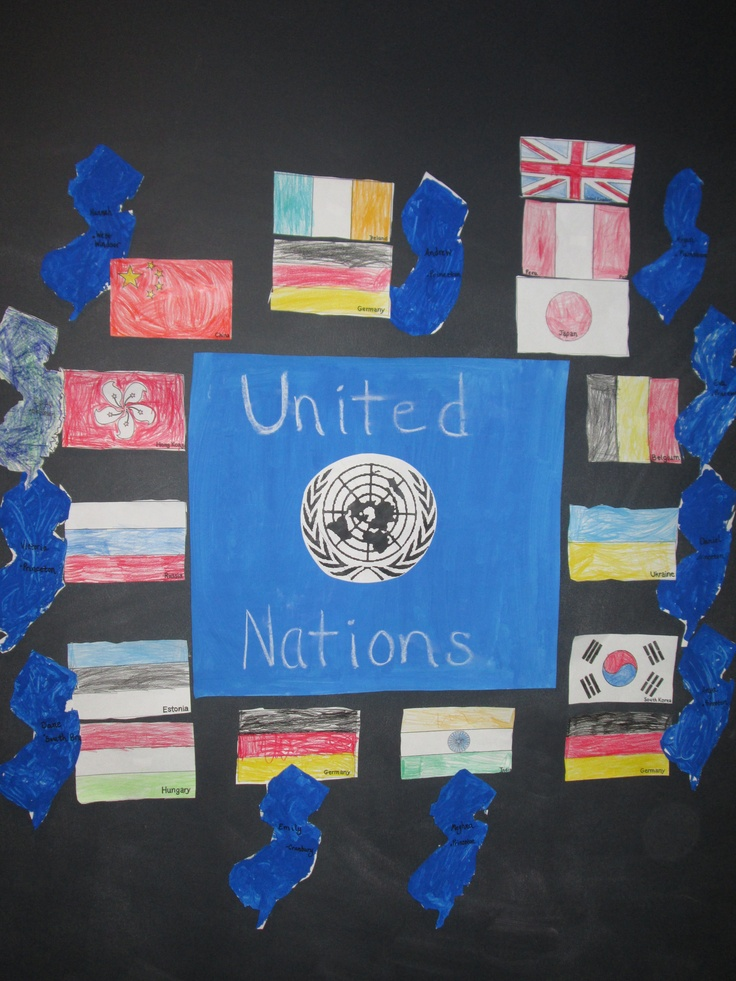 Happy United Nations Day!