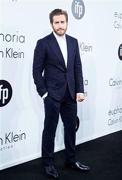 Jake Gyllenhaal attends the IFP and euphoria by Calvin Klein Women In Film party in Cannes