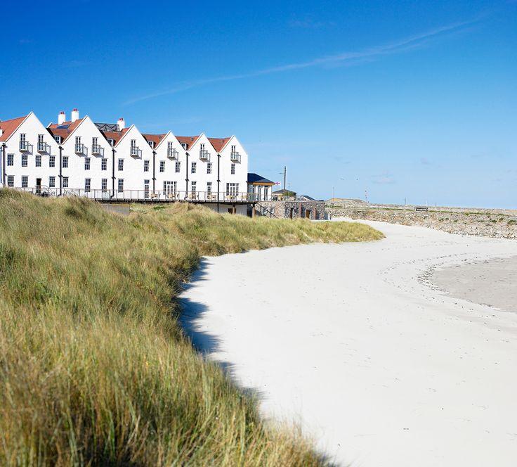 Braye Beach Hotel in Alderney.