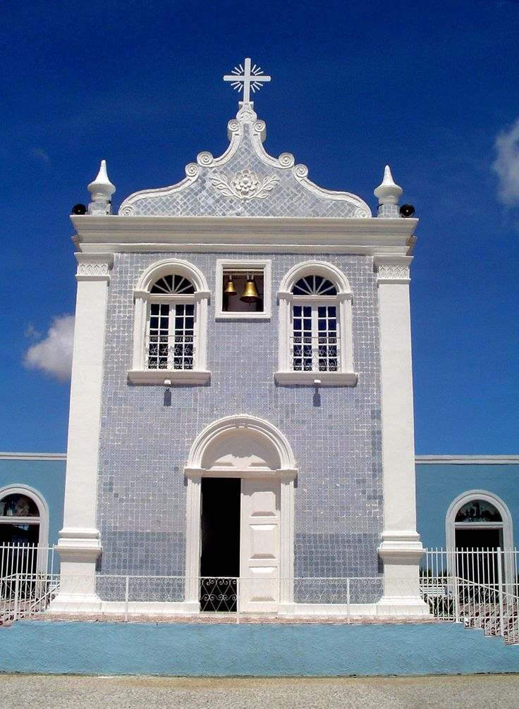 Igreja de Santo Antonio de Pádua, Maceió, Alagoas - photo Sydney Michelette