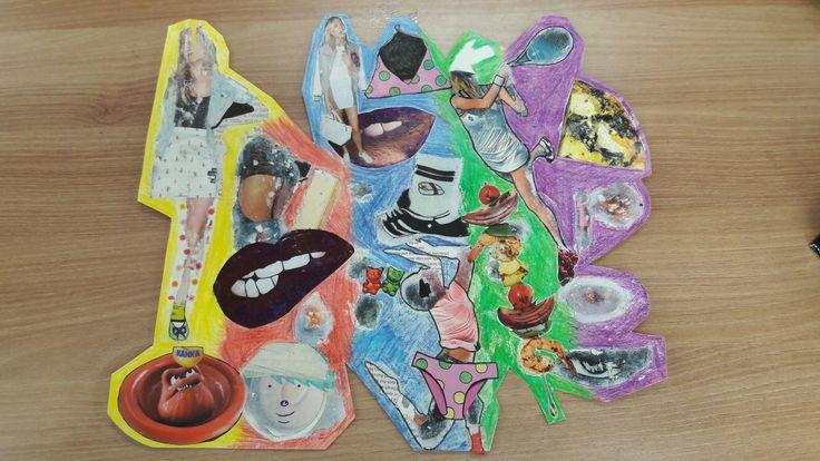 revisited dada collage. Kim. 2016.