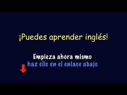 Aprenda Inglés Gratis por Internet-Curso de Inglés Online-Web Inglés