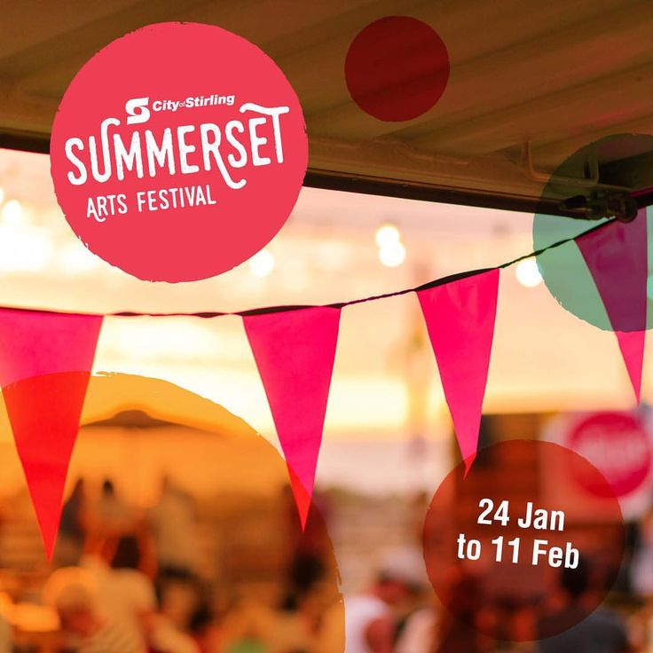 """26 Likes, 1 Comments - Summerset Arts Festival (@summersetartsfestival) on Instagram: """"We're turning 10 🎉 🎂 🎁 And our present to you is a big ol' party jam packed with comedy, music,…"""""""