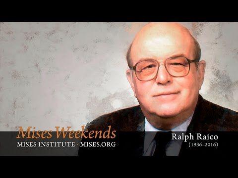 Ralph Raico: Liberalism Defined | Mises Institute