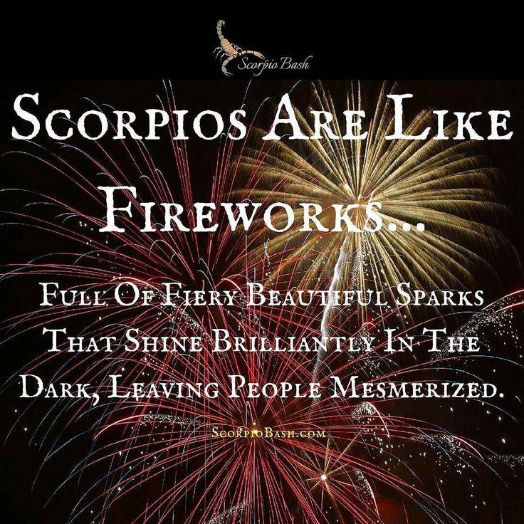 Mesmerizing Scorpio power
