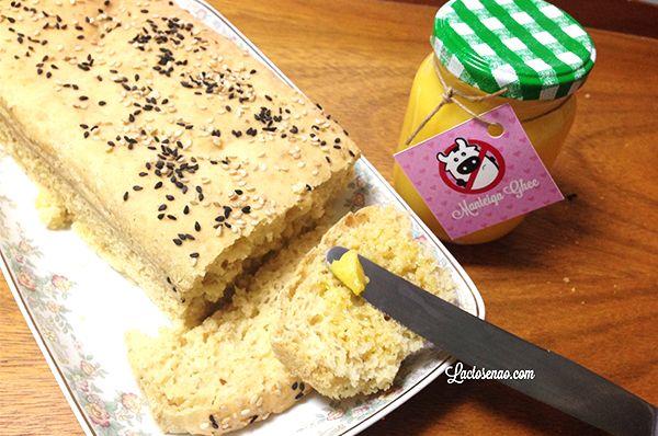 pão caseiro sem lactose e glúten. Receita deliciosa, pão lindo, macio e gostoso! com farinhas, ricas em fibras e proteínas, para balancear