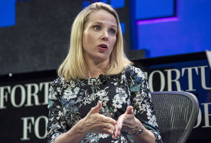 There Isn't Much Left of Marissa Mayer's Yahoo Golden Parachute melinanders Photographer: David Paul Morris/Bloomberg CEO would get $12.4 million in severance equity if terminated Declining share price vesting of options
