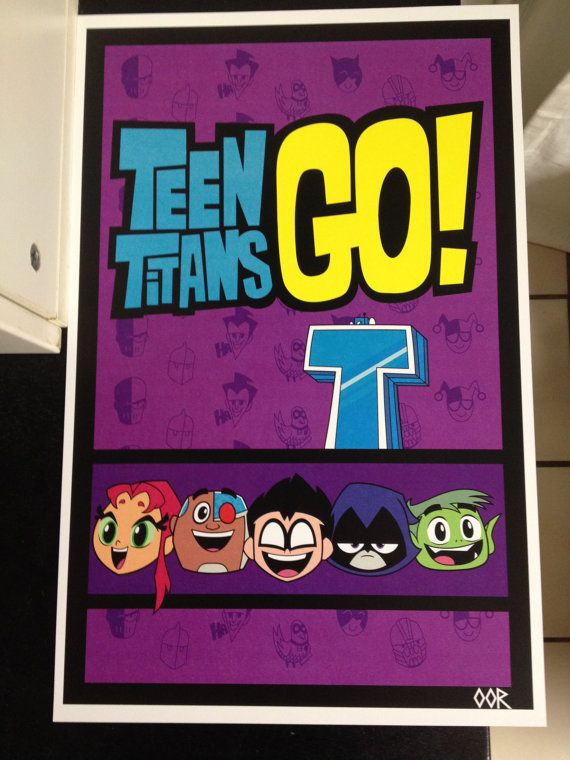 17 best images about Teen Titans