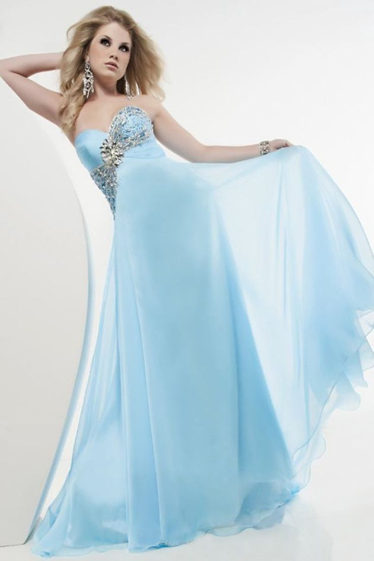 81 best Prom Dresses images on Pinterest | Hair makeup, Hair care ...