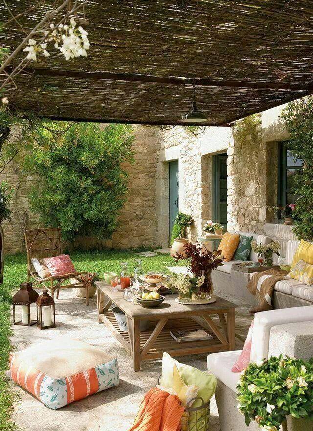 Inred din uteplats inför sommaren – 25 inspirerande uterum   Sköna hem