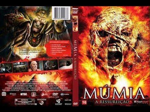 assistir filme completo e dublado: Múmia:  A Ressurreição.