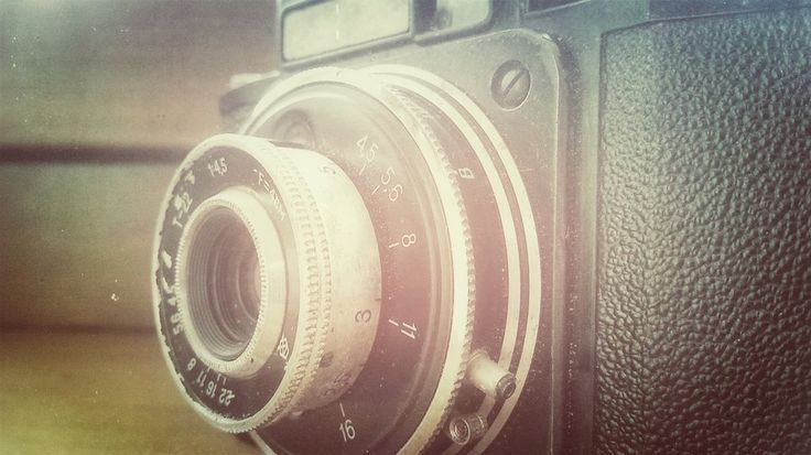 phone photos - my old camera (SMENA /Смена-2) by just go on 500px