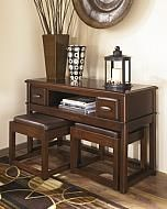 Lance - Console TBL w/Stools (3/CN) $397