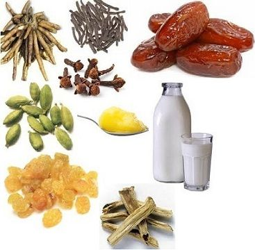 How to Prepare Musli pak at Home-Musli pak is a recommended ayurvedic preparation which is used in Vajikarana Therapy. Musli pak is a recipe which includes various aphrodisiac herbs. The main ingredient of musli pak is the herb Musli.  Regular consumption of this Vajkarana food increases sperm count, sperm motility and helps in erectile dysfunction.It is indicated in male infertility.This recipe can be prepared at home using the herbs available on kitchen shelves. Here goes the detail.
