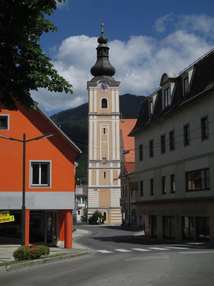 Mürzzuschlag (Bruck-Mürzzuschlag) Steiermark AUT