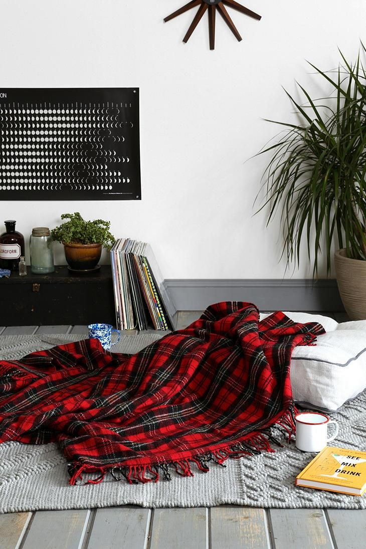 Classic Pendleton wool blanket to keep you nice n' toasty. #urbanoutfitters
