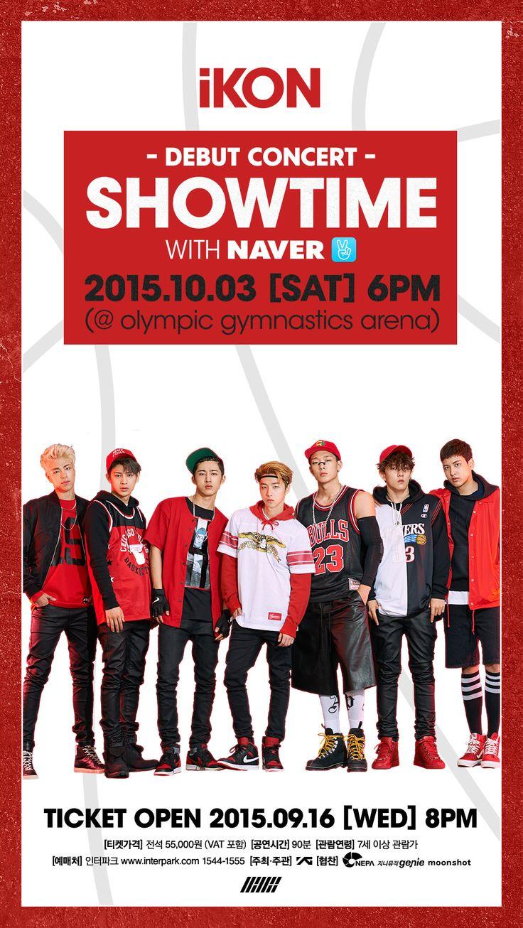 """YG Entertaiment met en ligne des performances du concert """"SHOWTIME"""" des iKON.   Un travail avec autant de courage et d'archarnement ils sont enfin recompenser . ikon salang hae"""