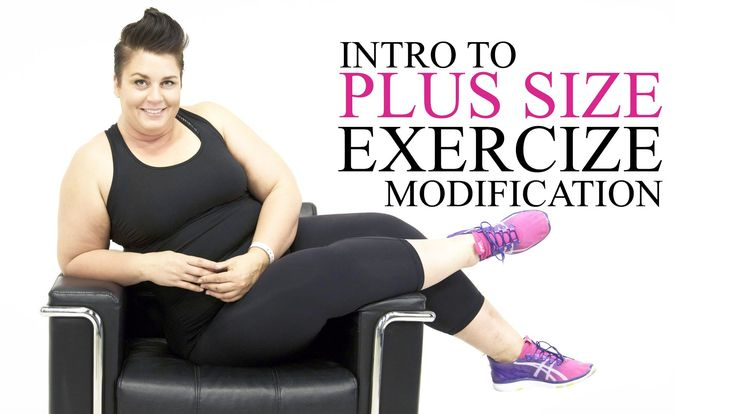 Starting a workout when you are plus size and feel you have weight to lose is hard! How do I do exercises and workouts when my belly gets in the way? When I ...