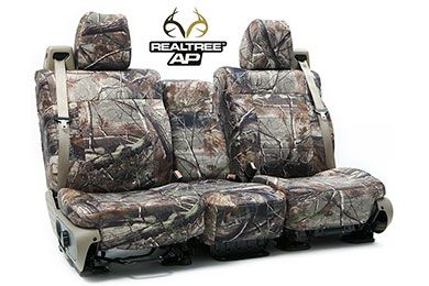 Coverking RealTree Camo Neosupreme Seat Covers (for HIS future truck.. . or something lol)