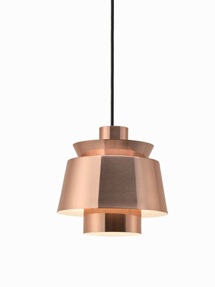 Suspension Utzon Lamp – JU1 cuivre | NORDKRAFT
