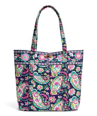 Look what I found on #zulily! Petal Paisley Vera Tote by Vera Bradley #zulilyfinds