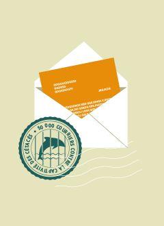 opération oblitération - 50 000 courriers contre les delphinariums
