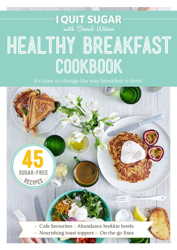 "Bet you guys weren't expecting this! We've got a brand spanking NEW eBook out! In a world full of processed, sugar-laden cereals, it's easy to consume your entire day's quota of sugar before 8am. So we decided to change the way breakfast is done and give you clever, fun and tasty brekkie solutions (45 recipes!) for every day. Available for pre-order through the Apple Store now! Just search ""I Quit Sugar Healthy Breakfast Cookbook"". Get yours here: bit.ly/IQS_Brekkie_"