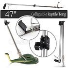 """47"""" 120CM Collapsible Reptile Snake Tongs Grabber Catcher Pro Herp Handling Tool - http://pets.goshoppins.com/reptile-supplies/47-120cm-collapsible-reptile-snake-tongs-grabber-catcher-pro-herp-handling-tool/"""
