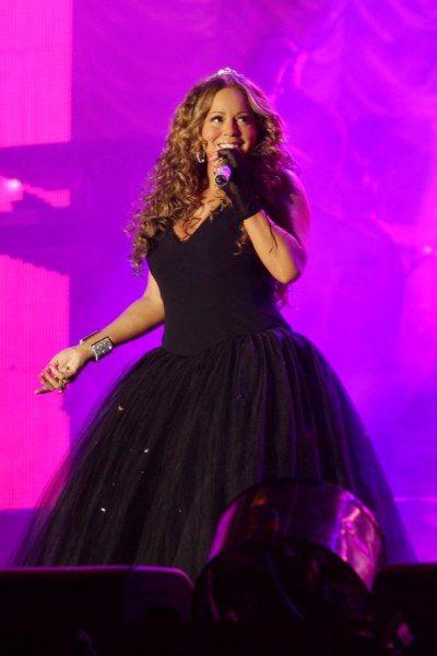 Mariah Carey pregnant?