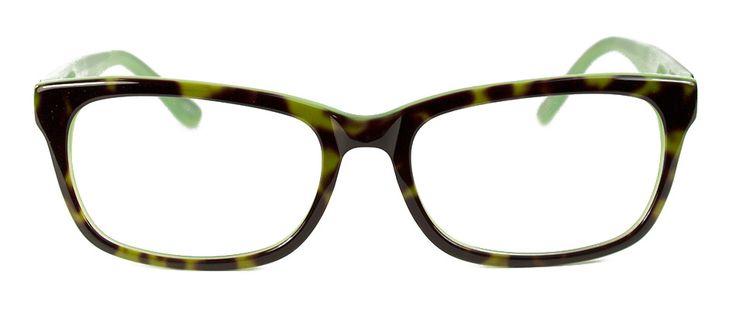 MINIMIZE 5940 DEMI GREEN | Vogue Optical - 2nd Pair Free - Designer Glasses, 2 Year Guarantee