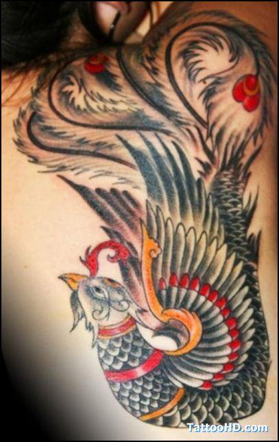 Phoenix Tattoo Art Tattoos