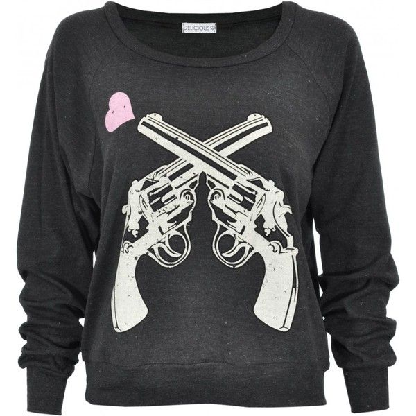 Couture Guns Sweatshirt