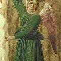 Madonna del Parto (Detail) (1465)   © Piero della Francesca