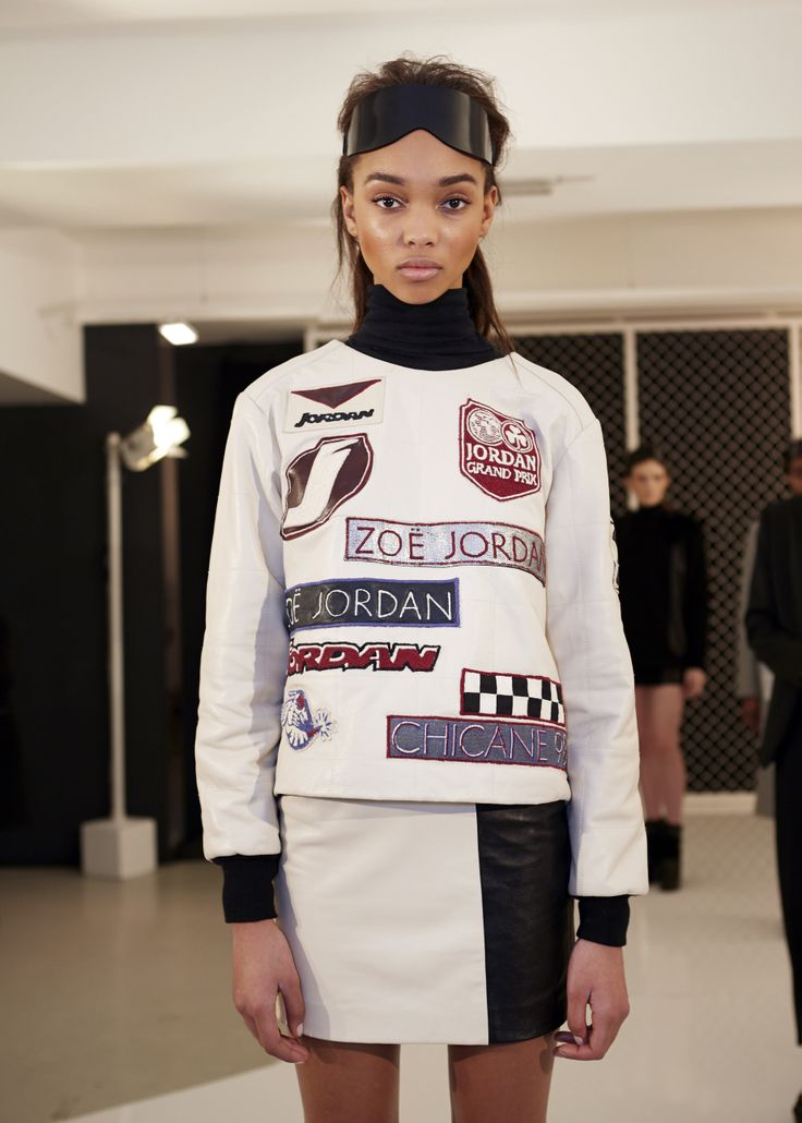 Zoë Jordan AW14 (Shaun James Cox, British Fashion Council)