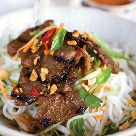I love Mai Pham's Lemon Grass Restaurant and the Lemon Grass Asian Grill