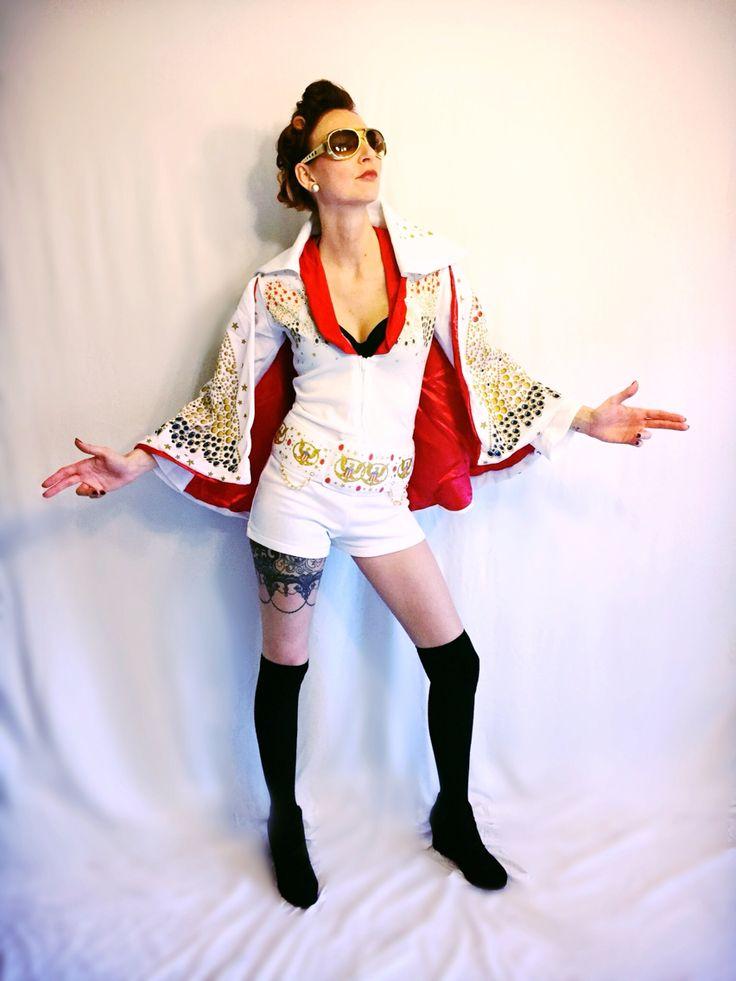 Elvis Presley Halloween costume