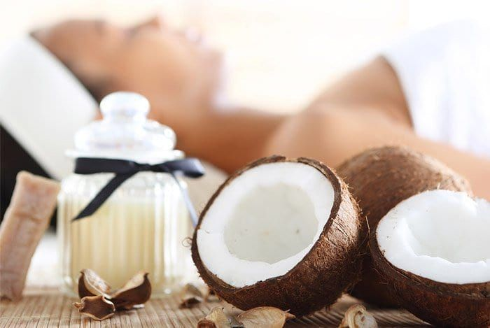 Gratitude And Coconut Oil Massage Changes Everything Some Of The Healthy Benefits Of I Coconut Oil Skin Care Coconut Oil For Acne Coconut Oil For Skin
