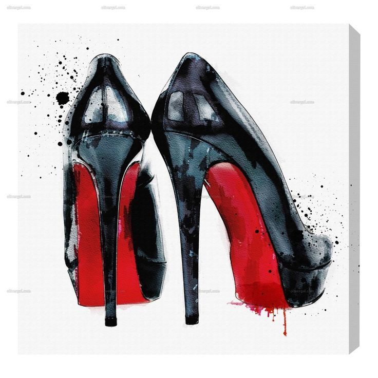 Red Soles | Oliver Gal