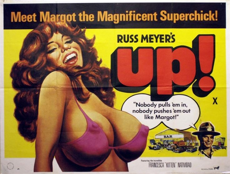 russ meyer collection