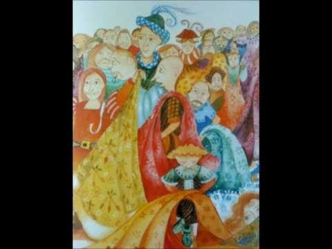 Ευγένιος Τριβιζάς - Η πριγκίπισσα Δυσκολούλα αφηγηση παραμυθιου. με 2 φωνες και ηχητικα