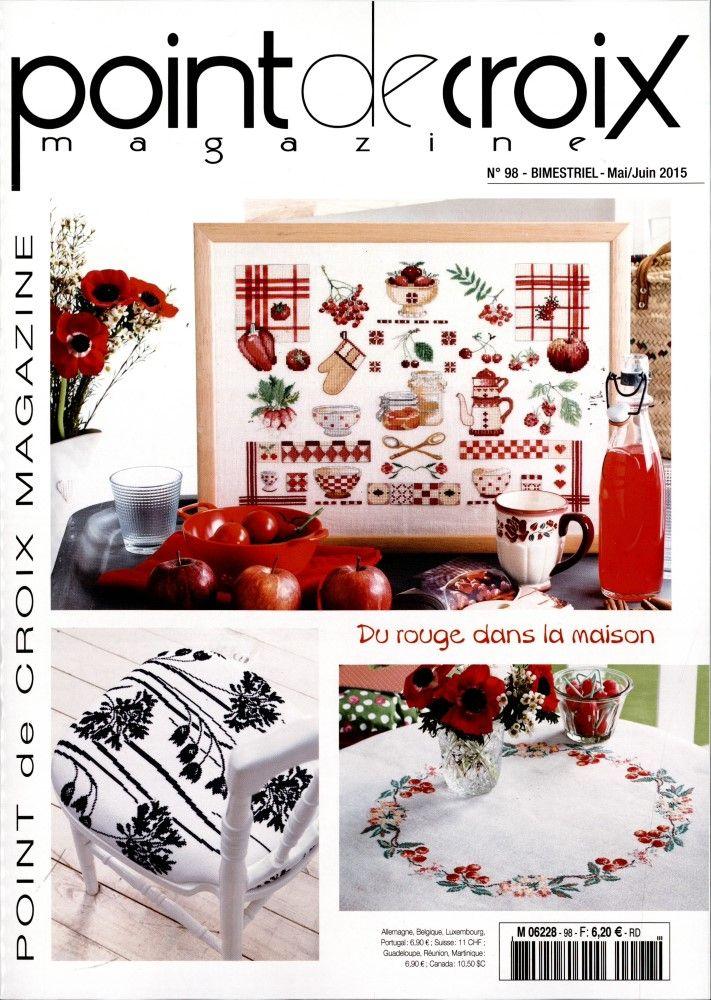 www.journaux.fr - Point de croix magazine
