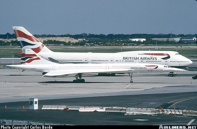 british airways concorde | Concorde British Airways Pictures